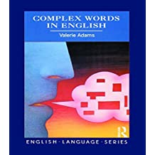 Complex Words in English