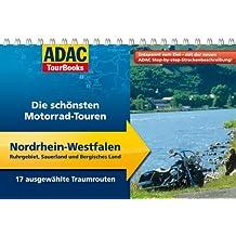 ADAC TourBooks Nordrhein-Westfalen: Die schönsten Motorrad-Touren