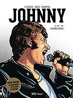 Bio Johnny Hallyday - Tome 2 collector de Eric Le Bourhis