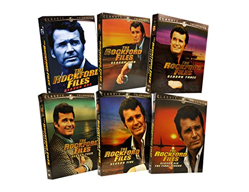 Health Care Packs (The Rockford Files Complete Seasons Pack (Season 1, 2, 3, 4, 5 and 6))