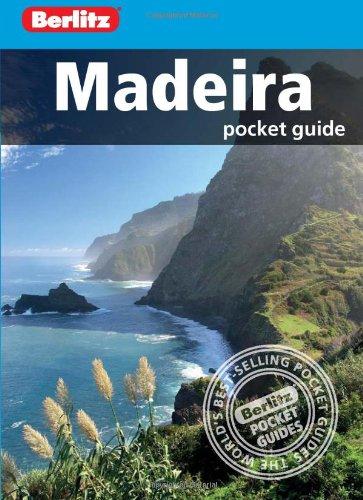 Madeira Berlitz Pocket Guide (Berlitz Pocket Guides)