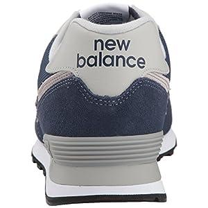 new balance 574 hombre azul navy