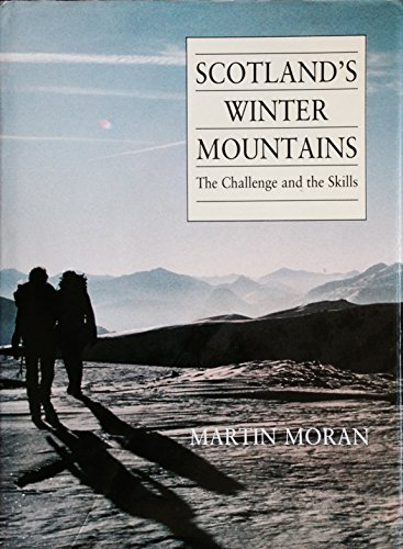 Scotland's Winter Mountains por Martin Moran