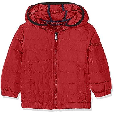 Peuterey kids Baby-Jungen Jacke Jacket, Rot (Rosso 016), 98 (Herstellergröße: 3Y)