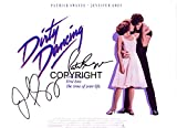 Limited Edition Dirty Dancing Poster, signiert Foto Autogramm signiertsigniertes