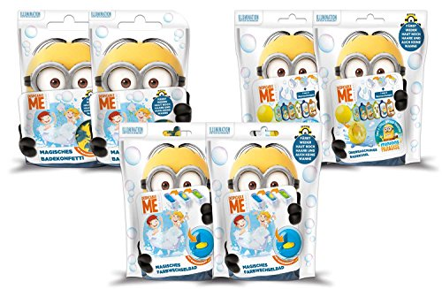 Craze 10952 – Bath Fun Mega Set Minions
