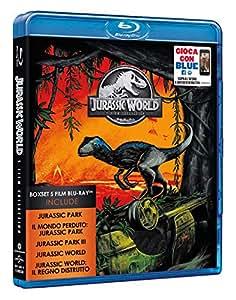 Jurassic 5 Movie Collection  (5 Blu Ray)