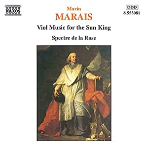 Viol Music For The Sun King
