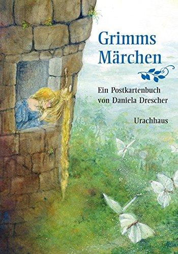 """Postkartenbuch """"Grimms Märchen"""""""