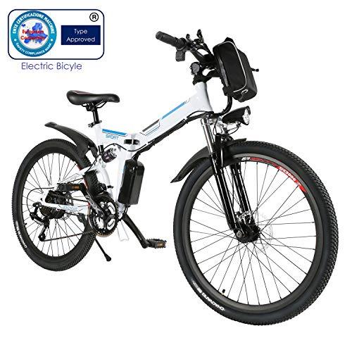 Speedrid Velo Electrique vélo électrique, 26/20 pneus Vélo électrique pour vélo Ebike avec...