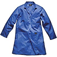 Dickies Redhawk Warehouse Coat / Mens Workwear (S) (Royal)