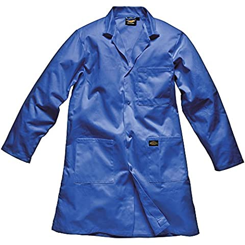 Dickies WD200 RB XXL Blouse Taille 2Xl Bleu Royal