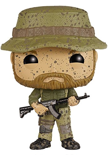 Funko - Figurina Call Of Duty - Capt John Price Pop 10Cm - 0849803068240
