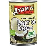 AYAM Lait Coco Bio - Lot de 4