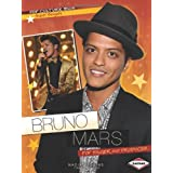 Bruno Mars: Pop Singer and Producer (Pop Culture Bios: Super Singers) by Nadia Higgins (2012) Library Binding