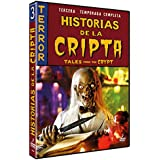 Historias de la Cripta Temporada 3 DVD Tales from the Crypt Season 3