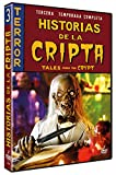 Historias de la Cripta 3 Temporada DVD