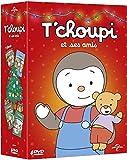 T'choupi et ses amis (interactif) - Coffret: Le cache-cache géant + La cabane des copains + T'choupi et ses amis font du poney + Le plus beau sapin de Noël