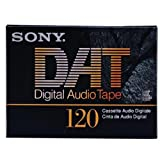 Sony - Digital Audio-Cassette, 120 Minuten