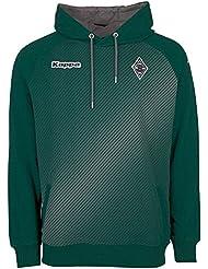 Kappa Herren Bmg Sparetime Hooded Sweatshirt