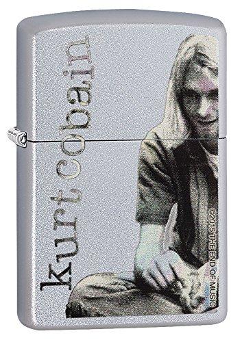 Zippo Kurt Cobain Mechero Standard