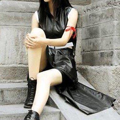 ·Lockhart Cosplay,Maßgeschneiderte(mailen uns Ihre Größe),Größe XL: Höhe 170cm-180cm (Tifa Cosplay Kostüm)