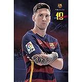 Grupo Erik Editores GPE4954 - Póster FC Barcelona Messi Pose 2015/2016, 61 x 91,5 cm