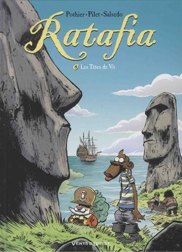 Ratafia (8) : Les têtes de Vô