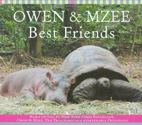 Owen and Mzee: Best Friends by Isabella Hatkoff (2007-01-01)