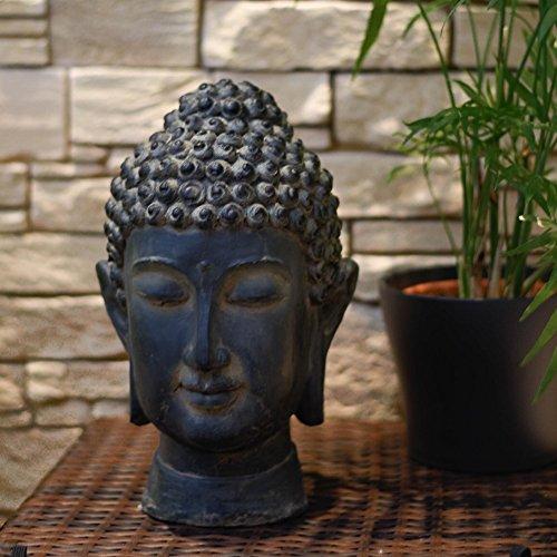 decoration-design-buddha-kopf-statue-figur-deko-schwarzes-design-33cm-hoehe-4