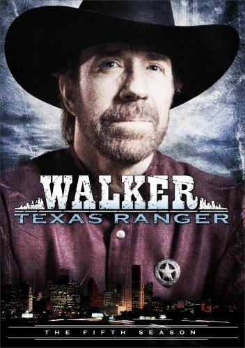 Walker, Texas Ranger - Season 5 [RC 1]
