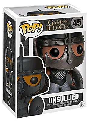 Game Of Thrones Funko Pop! - Unsullied Soldier 45 Figurine de collection