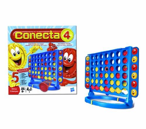 Imagen principal de Juegos Infantiles Hasbro - Conecta 4 08417175
