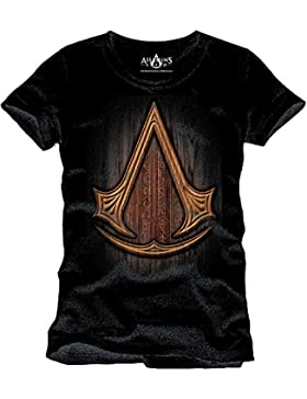 Assassins Creed Insignia Wood T-