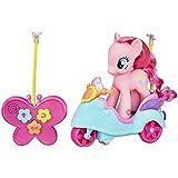 My Little Pony - Pinkie Pie y su scooter (Hasbro B2214EU4)