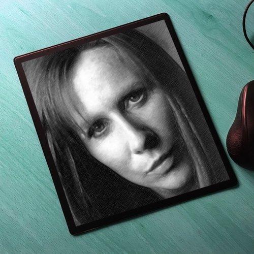 Laura Bertram 4 SEASONS Original Art Coaster #js002 H720