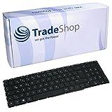 Original Laptop-Tastatur Notebook Keyboard Ersatz Austausch Deutsch QWERTZ passend für HP SG-81300-2BA, SN7145, PK131EM2A09, AP1EM000A00, PK131EM2A10 für HP 250 G4, 255 G4, 256 G4, 250 G5, 255 G5, Pavilion 15-AC, 15-AF, 15-AY.TNP-C126, ac000-Serie af000-Serie