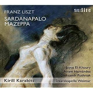Liszt: Sardanapalo - Mazeppa