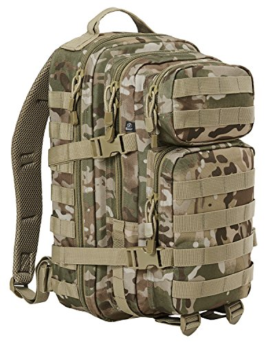 Brandit US Cooper Rucksack Basic Large Tactical camo -