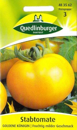 Tomaten, Tomate, Goldene Königin, Lycopersicon esculentum, ca. 20 Samen