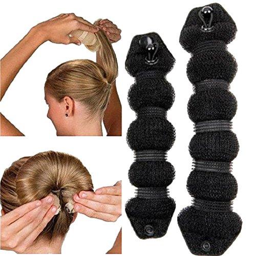 Nalati Beauty Buns Magic Hair Styling Styler Twist Ring
