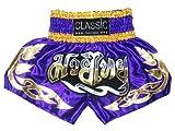Image de Classic Muay Thai Pantalones Boxeo Tailandes : CLS-011