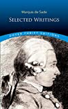 Marquis de Sade: Selected Writings (Dover Thrift Editions)