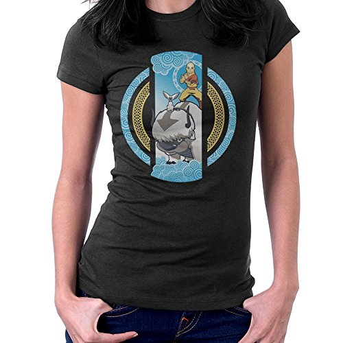 The Element Of Freedom Avatar The Last Airbender Women's T-Shirt