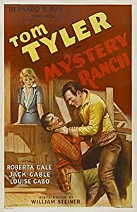 Mystery Ranch Movie Poster (68,58 x 101,60 cm)