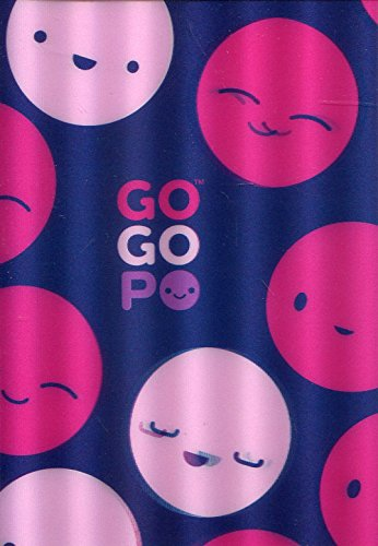 GOGOPO GP044 - Bloc de Notas Efecto 3D