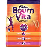 Cadbury Bournvita Chocolate Health Drink, 500 gm Refill Pack