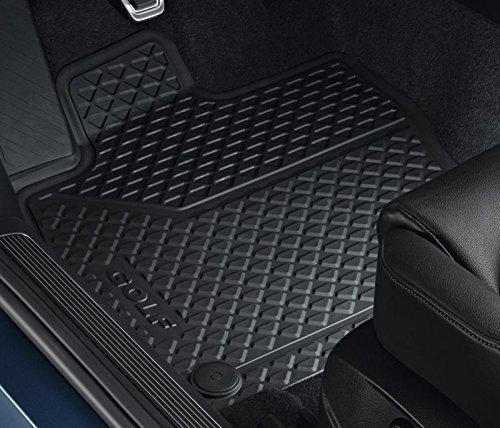 Preisvergleich Produktbild Volkswagen 5G1061500A82V Ersatzteile Gummi Fußmatten