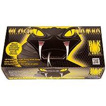 Black Mamba Nitrile Workshop - Limpiador para bicicletas, color negro, talla Large