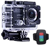 TecTecTec XPRO2 with Remote - Sport Kamera - Camcorder Wifi 4 K Ultra HD Wasserdicht